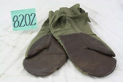 Ww2 Us Army Leather Mittens Size L