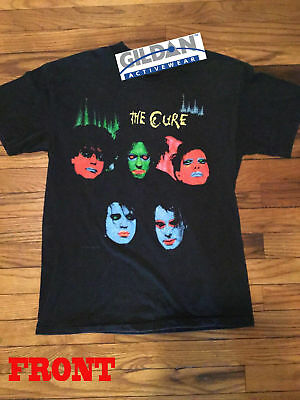 8dd29f02f0d VINTAGE RARE The Cure In Between Days 1986 1988 tour Reprint Gildan USA Size