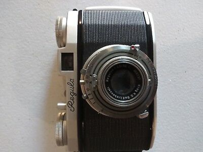 REGULA KING KG II a early 1950s 40MM Pronto Lens CAMERA Bad Liebenzell Germany