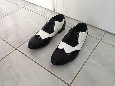 Shoes Rock & Roll Hand Made In Australia New Size 8 $120.00 Reservoir