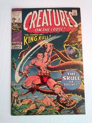 Marvel Comics-Creatures on the Loose-Vol 1