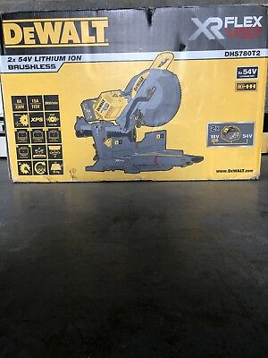 Brand New Dewalt Chop Saw