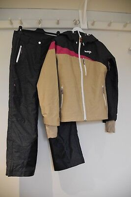 Women's 2-piece Ski Suit by Maloja - Size Small. Excellent condition.