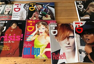 ID MAGAZINES x54  Rare and collectable JOB LOT