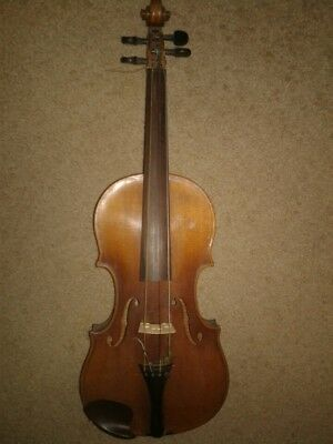 Vintage  Antique Old  Violin 4/4 Joh. Bapt. Schweitzer 1813