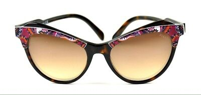 BNWTT 100% auth Emilio Pucci, Luxury EP 35 52F sunglasses with logo. RRP £450.00