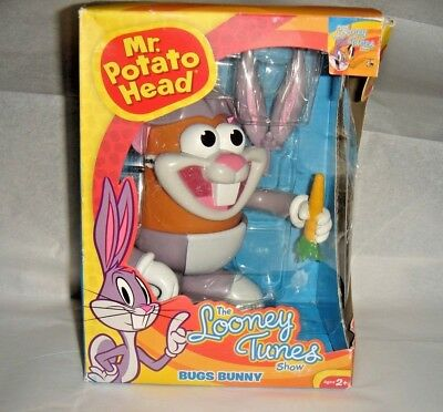Mr. Potato Head Bugs Bunny - Warner Bros Looney Tunes
