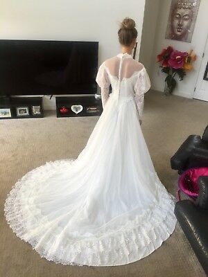Wedding Dress  Union Made USA , 6