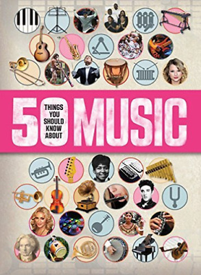Baker Rob-50 Things You Should Know About Music (US IMPORT) BOOK NEW