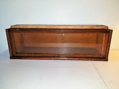 ANTIQUE GLOBE WERNEKE BARRISTER BOOKCASE SECTION D8-1/2 (#2 0f 3 SECTIONS)