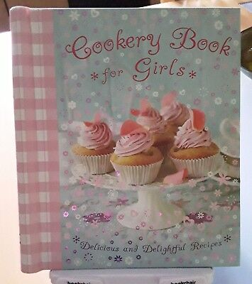 Cookery Book For Girls (Hardback)