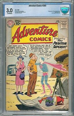 Adventures Comics #238 CBCS 3.0 (like CGC) 1st General Zod 1st Phantom Zone