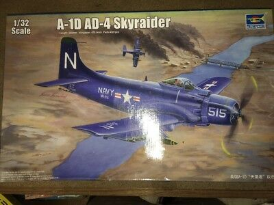 Trumpeter 1:32 A-1D AD-4 Skyraider