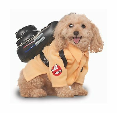 Rubie's Costume Ghostbusters Movie Collection Pet Costume Ghostbuster Jumpsuit