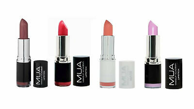 New Mua Make Up Academy Lipstick Shade Long Lasting 3.8g BUY 1 GET 1 20% OFF