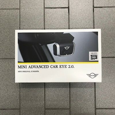 Brand New Genuine Mini Advanced Car Eye 2.0 66212457701