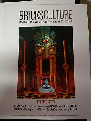 Bricks Culture magazine Issue 5 - Innovation and creation in LEGO AFOL
