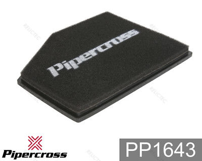 Pipercross PP1643 Performance High Flow Air Filter (Alternative to 33-2292)