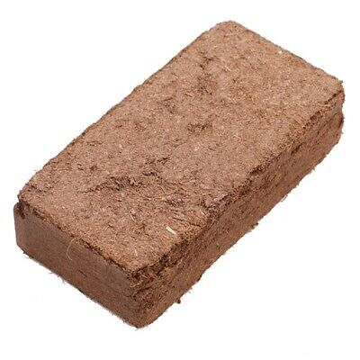 Growing Media Peat / Dehydrated Coco Coir Brick (650g-10L)