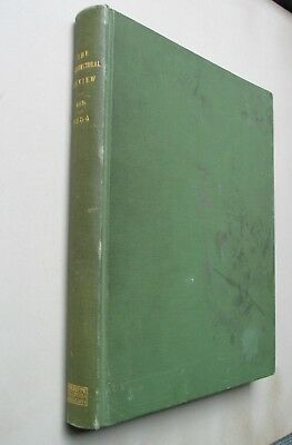 The Architectural Review, 1954, 6 journals (Jan - June) in one book; volume 115