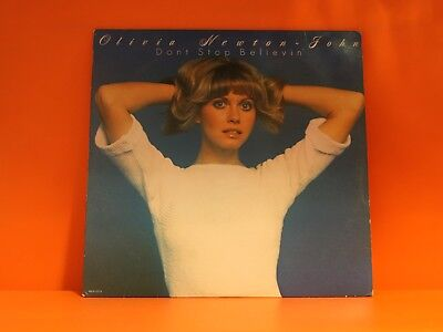 Olivia Newton John - Don't Stop Believeing - Mca 1976 - With Liner Ex Vinyl Lp