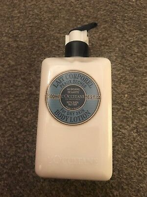 L'occitane Lait Corporel Body Lotion With Shea Butter