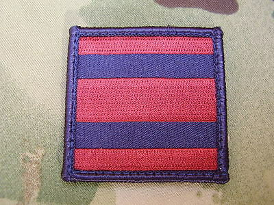 British Army RE Royal Engineers Colours MTP Combat Jacket Sew On TRF Patch/Badge