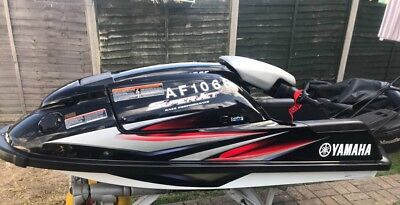 Yamaha Superjet Stand Up Stock Jetski 2006 Black/red