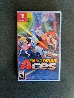 Mario Tennis Aces (Nintendo Switch, 2018) Used