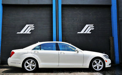 Mercedes-Benz S-Class S550 2013 Mercedes Benz S550 2 Owner Distronic Plus Financing Available Accept Trades