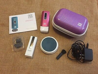 No! No! Pro Hair Removal Kit with Special HSN Exclusive Case