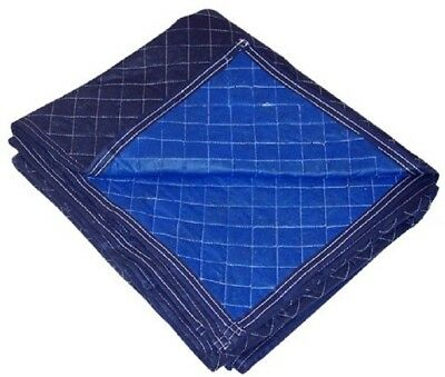 4 Pack of Deluxe Moving Blankets - 5.42lbs/each - Protective Shipping