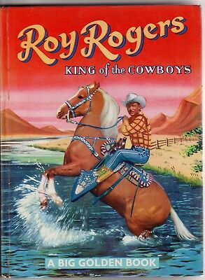 """""""  ROY ROGERS  KING OF THE COWBOYS """"  by  JOHN McLEOD"""