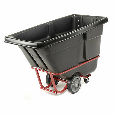 "Rubbermaid 1306 Heavy Duty 1/2 Cu. Yd. Tilt Truck, 60""L x 28""W x 38-5/8""H, Lot"
