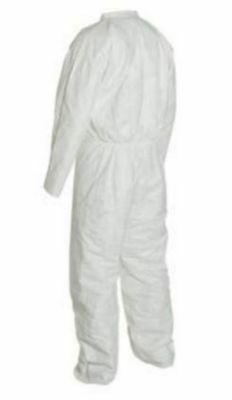 Kappler Paper Suit Tyvek Protective Coveralls Size: XL *NEW*