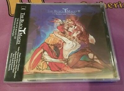 MICA-0962 FINAL FANTASY The Black Mages III Darkness And Starlight Miya Records
