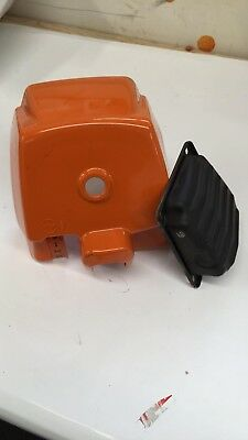 Stihl Ms 44 Air Filter Cover With Muffler