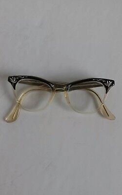 Vintage Cateye Glasses By American Optical