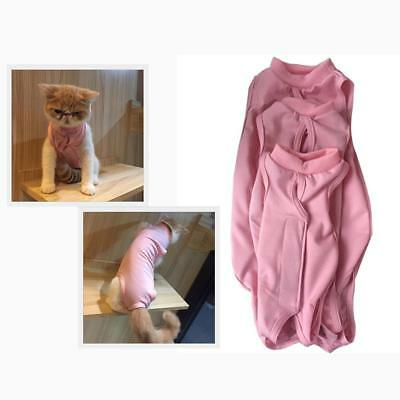 Cat Surgery Suit Postoperative Operation Anti-Mite Anti-Off Pet Surgical Gown