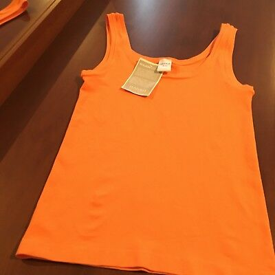 Hanro of Switzerland NWT Touch Feeling Tank Top Style 1814 Size Medium MSRP $118