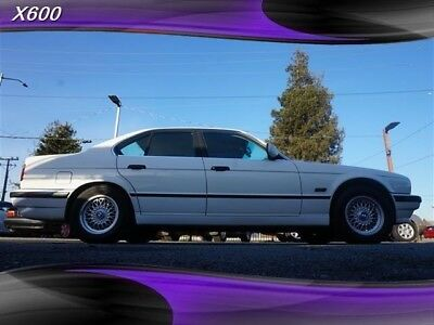 5-Series 530i Alpine White III BMW 5-Series with 198,492 Miles available now!