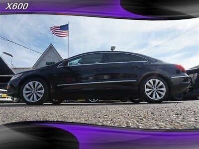 CC Sport Deep Black Volkswagen CC with 167,693 Miles available now!