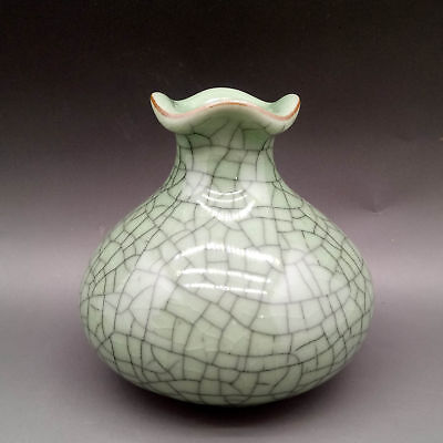 Chinese Creative Fragment porcelain Hand-made Exquisite Beautiful Small vase