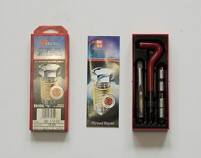 Recoil Thread Repair Kit - 1/2-13