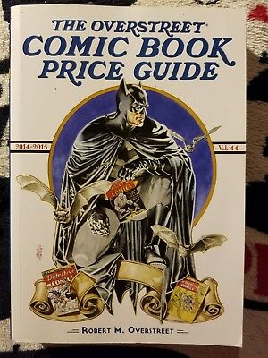 Overstreet Comic Book Price Guide #44 Softcover NM 2014 Gemstone