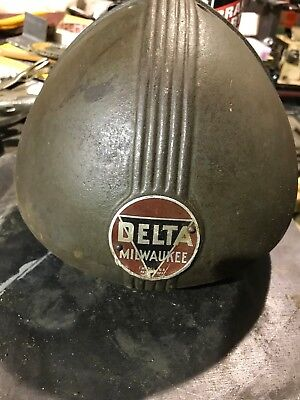 Delta Milwaukee drill press pulley cover