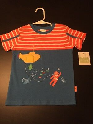 Le Top NWT Under The Sea/Scuba Top Size 2T