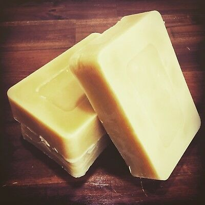 500g Australian Pure Local Beeswax Organic, Filtered, Chemical Free Beeswax 500g