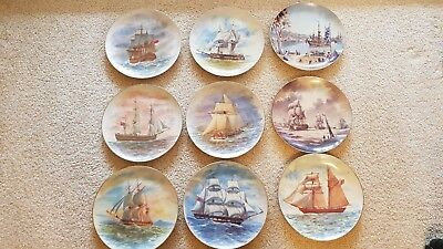 Westminster Australia Ships of the first fleet set used