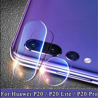 For Huawei P20 Pro / Lite Lens Protector Camera Protection Tempered Glass Covers